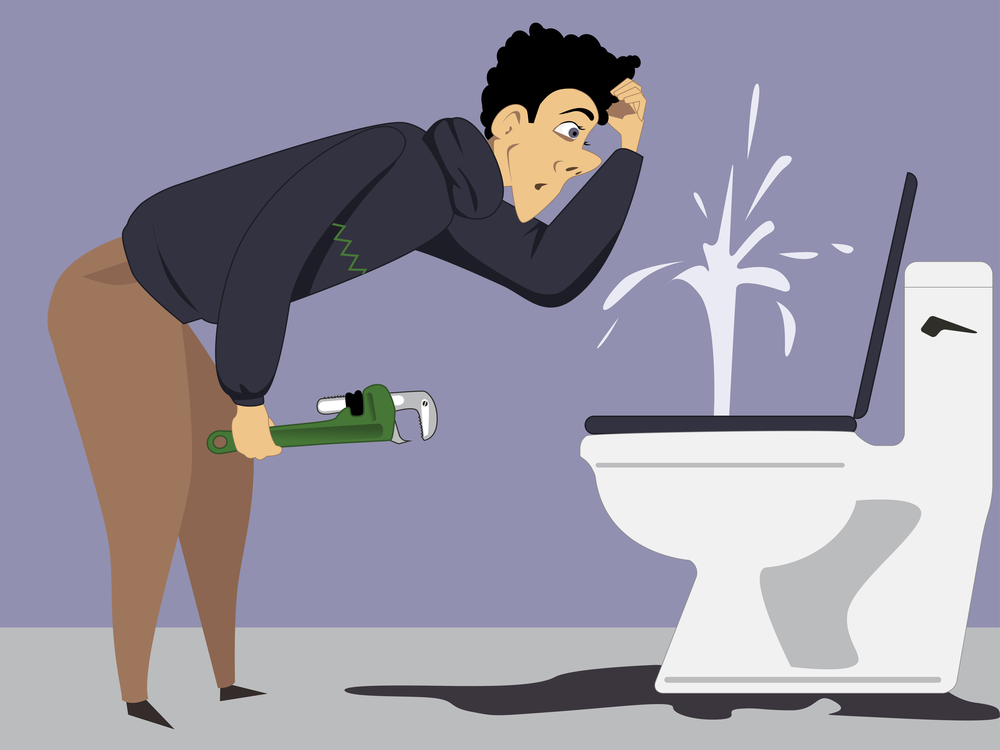 How To Detect A Silent Toilet Leak My Buddy