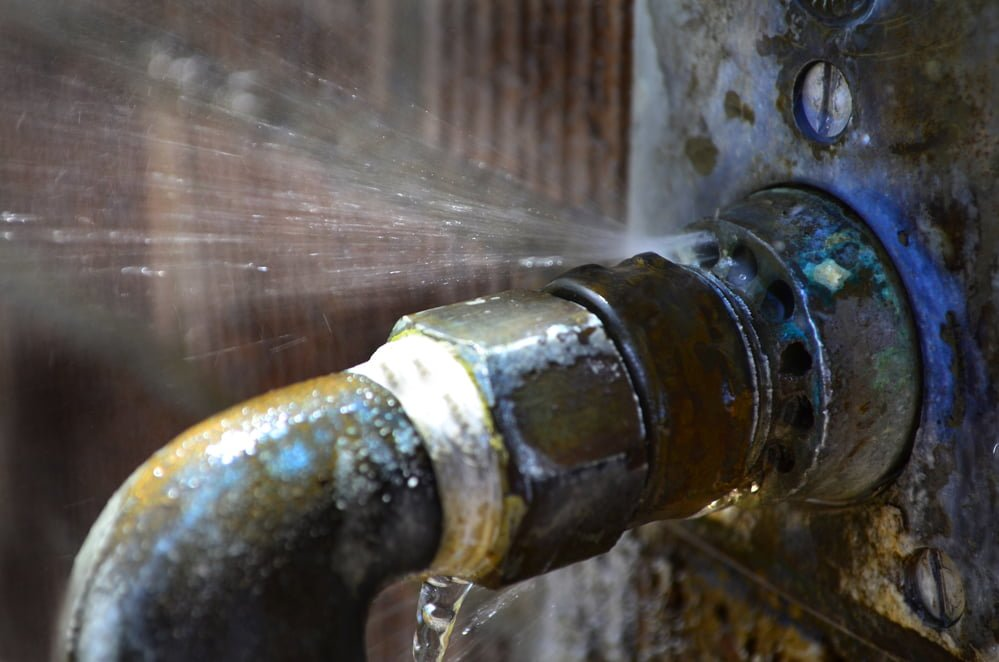 High Water Pressure Can Cause Expensive Problems