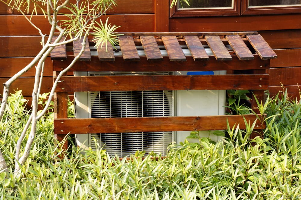 Reasons and Approaches for Covering Outdoor HVAC Units