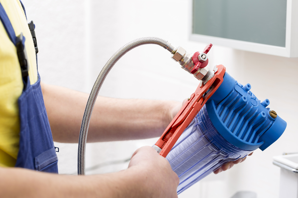 home water filtration options