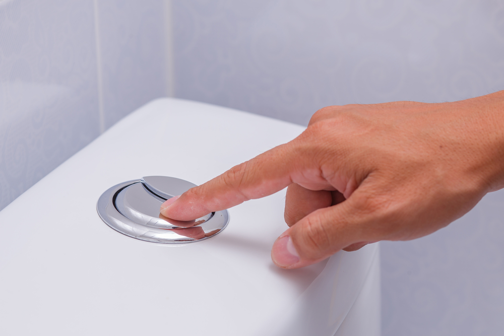 Dealing With a Whistling Sound from the Toilet