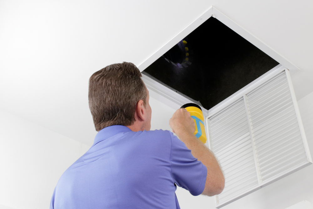 Tips for Inspecting and Sealing HVAC Air Ducts