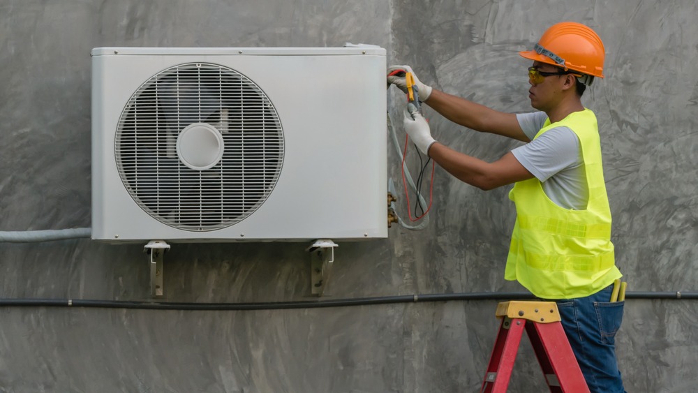 clearance outdoor AC unit